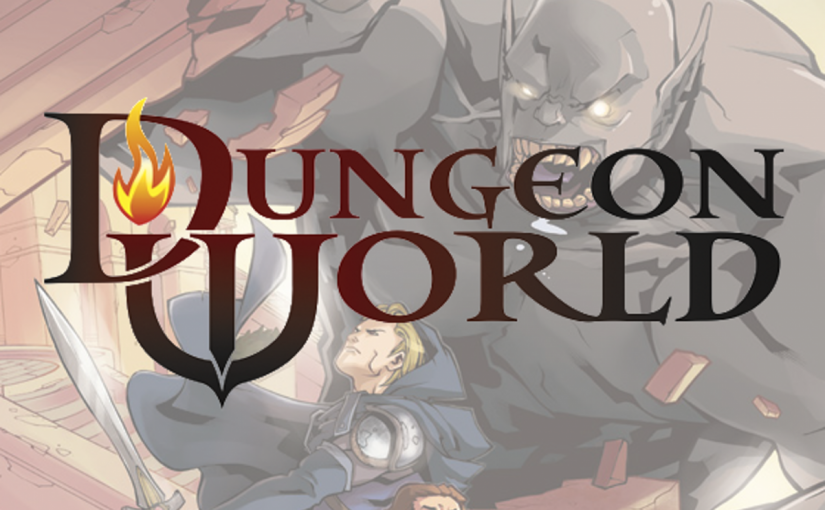 Dungeon World Review!