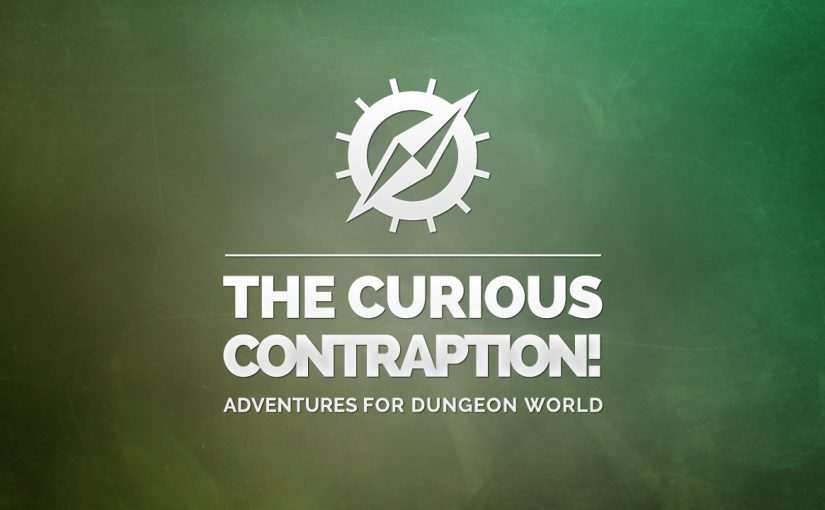 The Curious Contraption!
