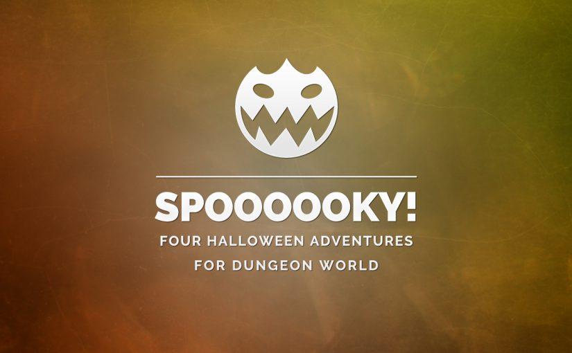4 Halloween-themed Adventures