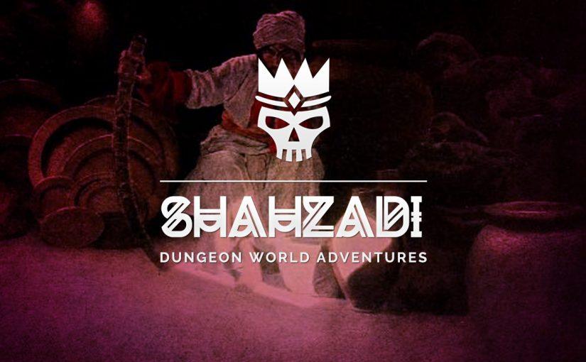 Umberto: Shahzadi + Map