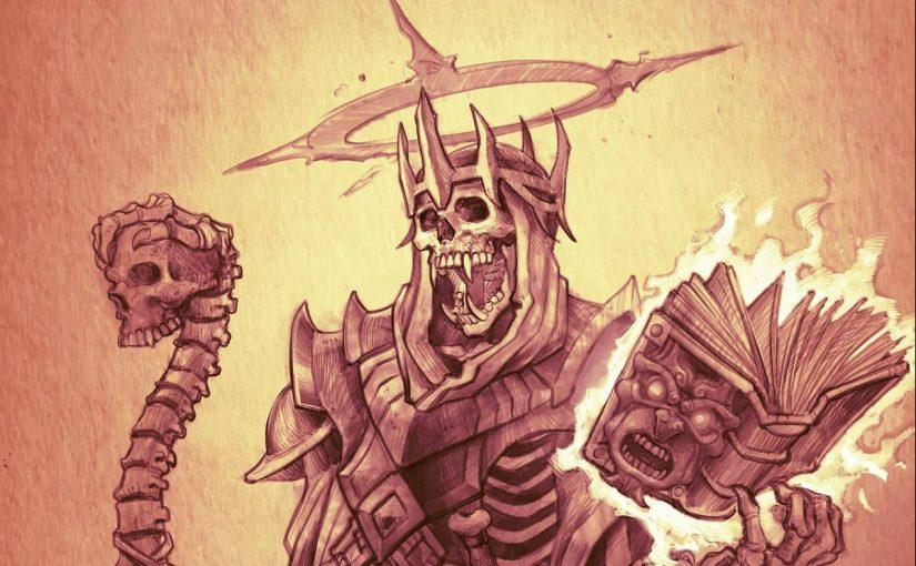 Creature: Mortuary-General
