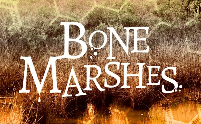 The Bone Marshes Kickstarter is live!